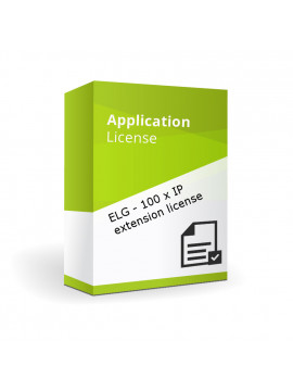 ELG IP800 100 IP Extension Port licence